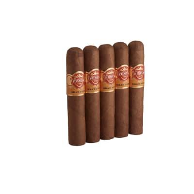 Punch Gran Puro Santa Rita 5 Pack-CI-PGP-SANM5PK - 400