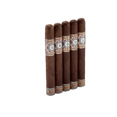 Perdomo Habano Barrel Aged Churchill 5 Pack-CI-PHA-CHUM5PK - 400