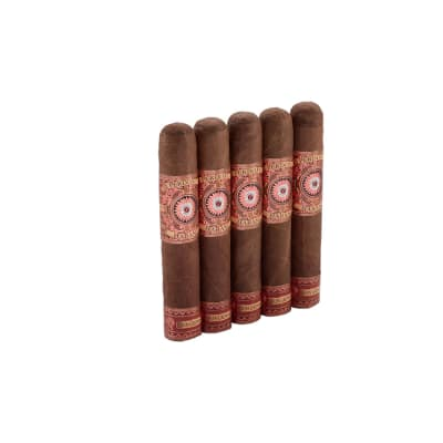 Perdomo Habano Barrel Aged Robusto 5 Pack-CI-PHA-ROBN5PK - 400