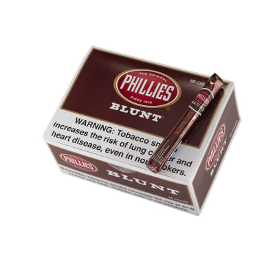 Phillies Blunt Chocolate-CI-PHI-BLUCO - 400