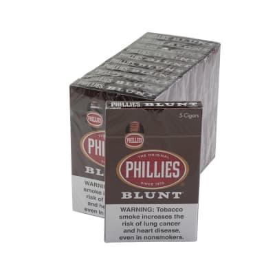 Phillies Blunt Chocolate 10/5-CI-PHI-BLUCOPK - 400