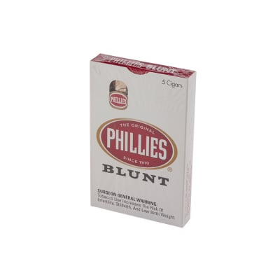 Phillies Blunt 5 Pack-CI-PHI-BLUNPKZ - 400