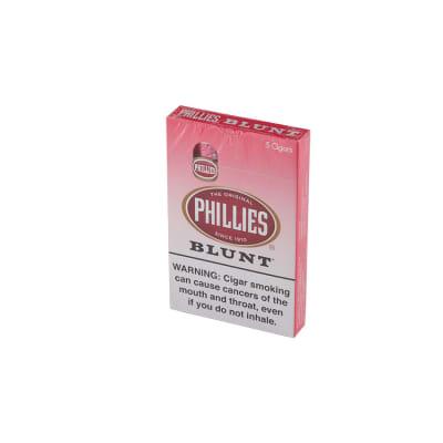 Phillies Blunt Strawberry 5 PK-CI-PHI-BLUSWPKZ - 400