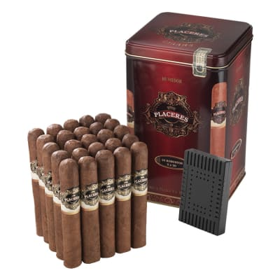 Placeres Canister Robusto - CI-PLT-ROBN