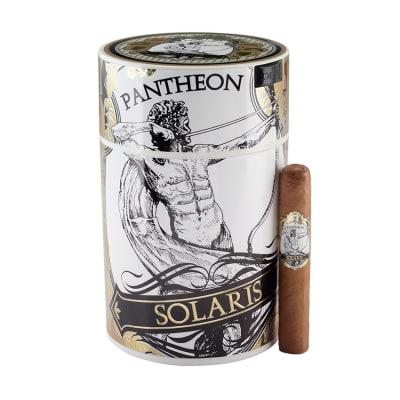 Pantheon Solaris Robusto by AJ-CI-PNS-ROBN20 - 400