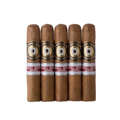 Perdomo Small Batch Connecticut Corona 5 Pack-CI-PS1-CORN5PK - 400