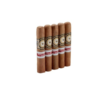 Perdomo Small Batch Connecticut Rothschild 5 Pack-CI-PS1-ROTN5PK - 400