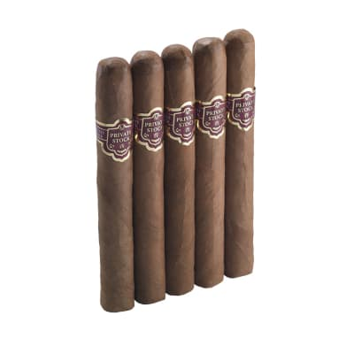 Private Stock No. 2 5 Pack-CI-PST-2N5PK - 400