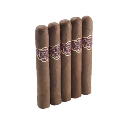 Private Stock No. 6 5 Pack-CI-PST-6N5PK - 400