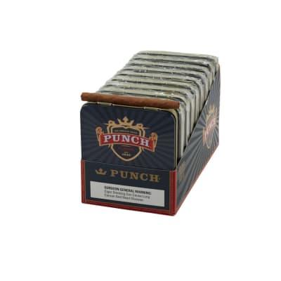 Punch Cigarillos 10/20-CI-PUN-CIGN10 - 400