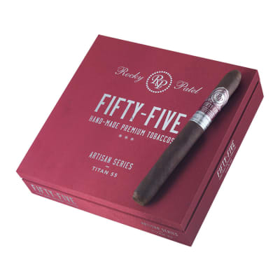Rocky Patel Fifty-Five Titan - CI-R55-TITN