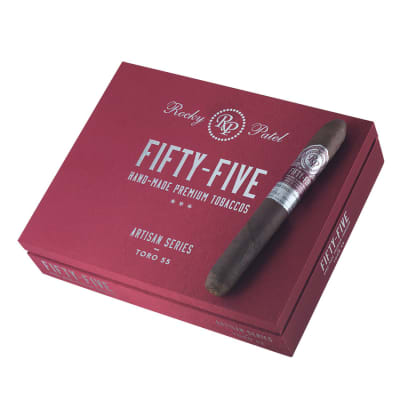 Rocky Patel Fifty-Five Toro-CI-R55-TORN - 400