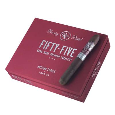 Rocky Patel Fifty-Five Toro - CI-R55-TORN