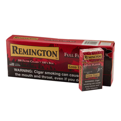 Remington Filter Cigars Full Flavor 10/20 - CI-REM-FULL