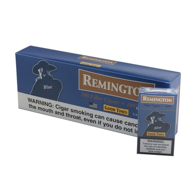 Remington Filter Cigars Smooth 10/20-CI-REM-LIGHT - 400
