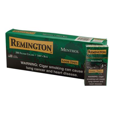Remington Filter Cigars Menthol 10/20-CI-REM-MENT - 400