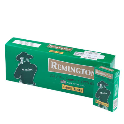 Remington Filter Cigars Menthol 10/20-CI-REM-MENT - 400