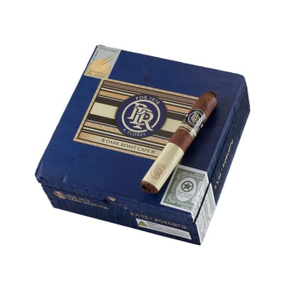PDR 1878 Dark Roast Coffee Flavor Robusto - CI-RMP-ROBM