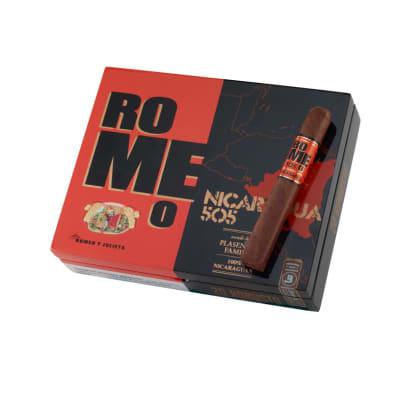 Romeo 505 Nicaragua by Romeo y Julieta Robusto-CI-RNR-ROBN - 400