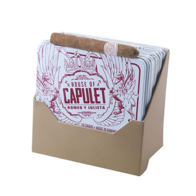 Romeo y Julieta Capulet Cigarillos 5/10 - CI-RYC-CIGN