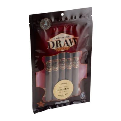 Southern Draw Quickdraw Short Panatela PA Broadleaf Drawpak-CI-SDQ-SHPAM5PK - 400