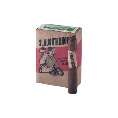 Slaughterhouse Robusto Maduro-CI-SLU-ROBM - 400