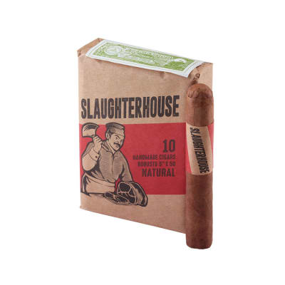 Slaughterhouse Robusto Habano - CI-SLU-ROBN