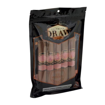 Southern Draw Rose Of Sharon Robusto Drawpak 5 - CI-SRS-ROBN5PK