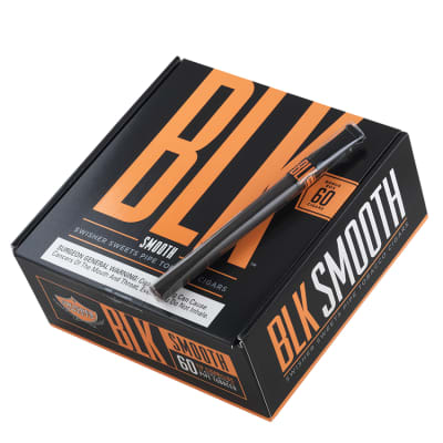 Swisher Sweets BLK Smooth - CI-SSB-SMO60