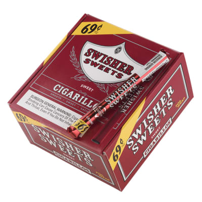 Swisher Sweets Cigarillos 69c-CI-SWI-CIGN - 400