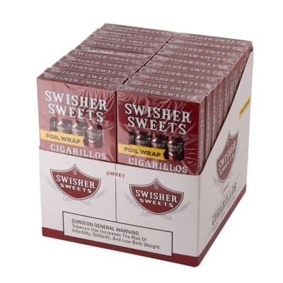 Swisher Sweets Cigarillos 20/5 - CI-SWI-CIREGPK