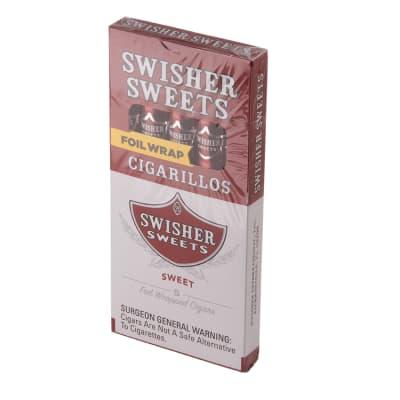 Swisher Sweets Cigarillos (5)-CI-SWI-CIREGPKZ - 400