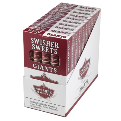 Swisher Sweets Giants 10/5 - CI-SWI-GIAN