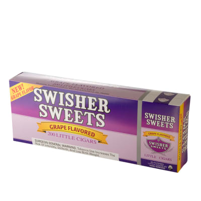 Swisher Sweets Little Cigars Grape 10/20-CI-SWI-LCGRPPK - 400