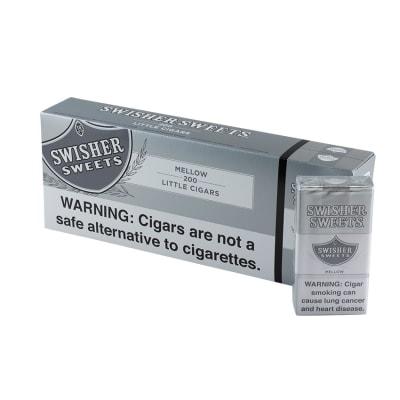 Swisher Sweets Little Cigars Mellow 10/20 - CI-SWI-LCMILPK
