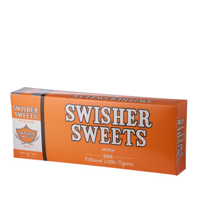 Swisher Sweets Little Cigars Peach 10/20-CI-SWI-LCPEAPK - 400