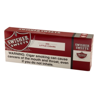 Swisher Sweets Little Cigars Regular 10/20-CI-SWI-LTCIGPK - 400