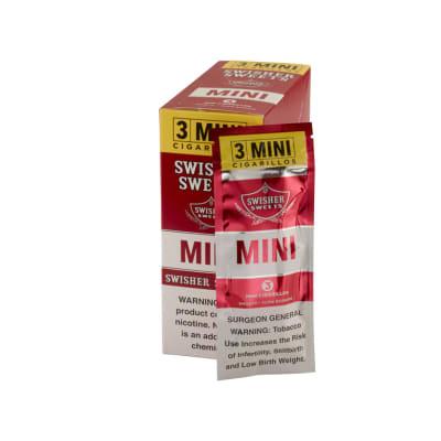 Swisher Sweets Mini Cigarillos 3 for 2 15/3 Pack-CI-SWI-MIN23PK - 400