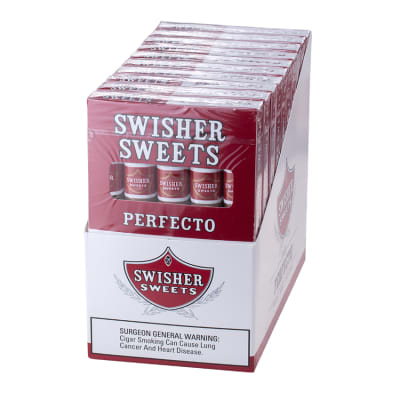 Swisher Sweets Perfecto 10/5-CI-SWI-PERNPK - 400