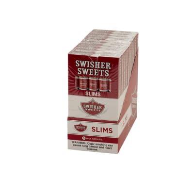 Swisher Sweets Slims 10/5-CI-SWI-SLIMPK - 400