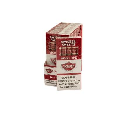Swisher Wood Tip 10/5-CI-SWI-WT15PK - 400