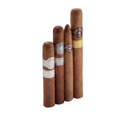 Montecristo 4 Cigar Sampler - CI-TDP-ALTMTC