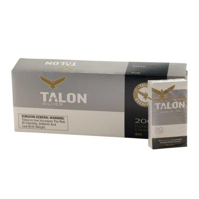 Talon Filtered Cigars Silver 10/20 - CI-TFC-SILV