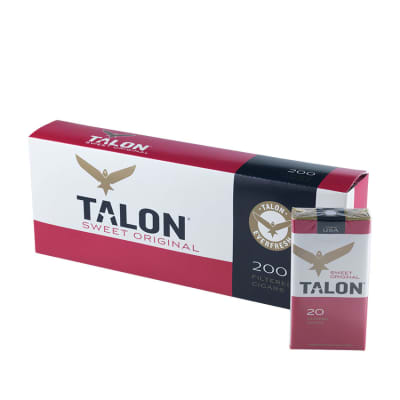 Talon Filtered Cigars Sweet 10/20 - CI-TFC-SWEET
