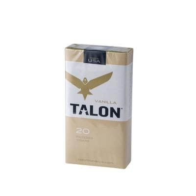 Talon Filtered Cigars Vanilla (20)-CI-TFC-VANILLAZ - 400