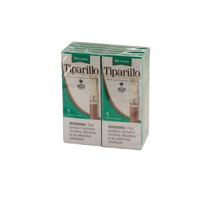 Tiparillo Menthol Blend 10/5-CI-TIP-MENNPK - 400