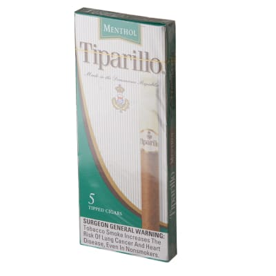 Tiparillo Menthol Blend (5)-CI-TIP-MENNPKZ - 400