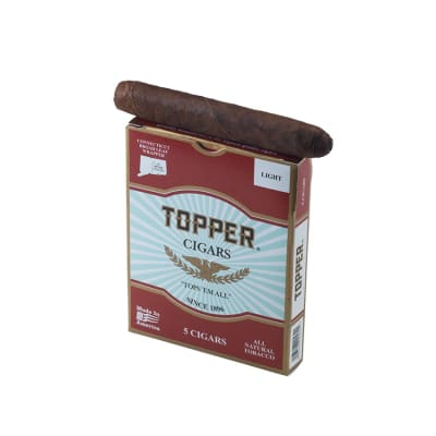 Topper Broadleaf Natural (5)-CI-TOP-BRONPKZ - 400