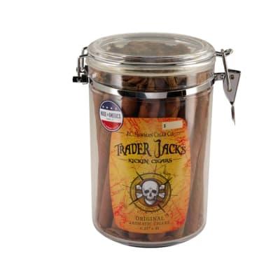 Trader Jack's Lonsdale Humidor - CI-TRJ-LONHN