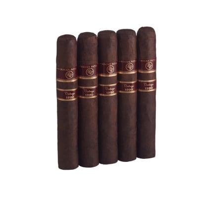 Rocky Patel Vintage 1990 Six By Sixty 5 Pack-CI-V90-6095PK - 400